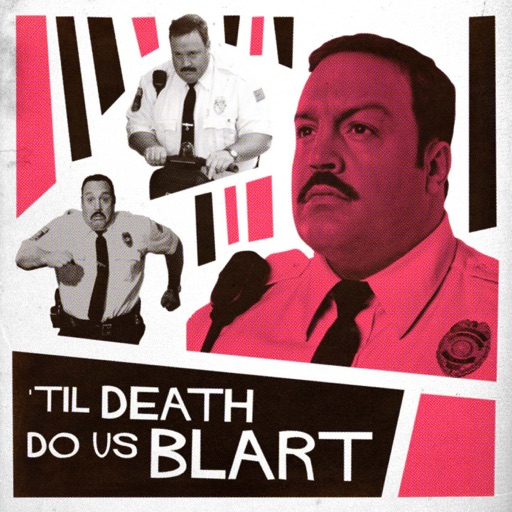 Cover image of Til Death Do Us Blart