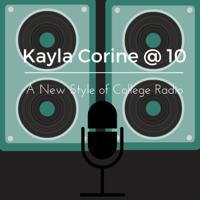 Kayla Corine at 10 podcast