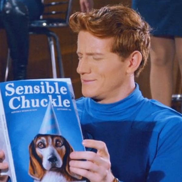 Sensible Chuckle - The Danger 5 Interviews
