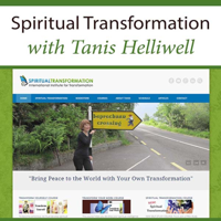 Spiritual Transformation with Tanis Helliwell podcast