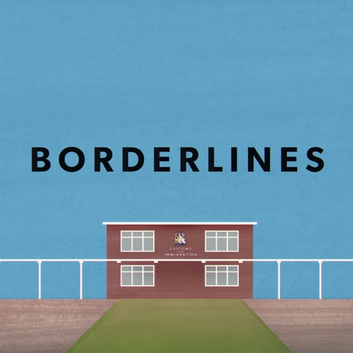 Cover image of Borderlines