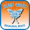 Sleep with Silk: Binaural Beats (to help insomnia, anxiety, stress, relax, focus, meditate, ASMR)