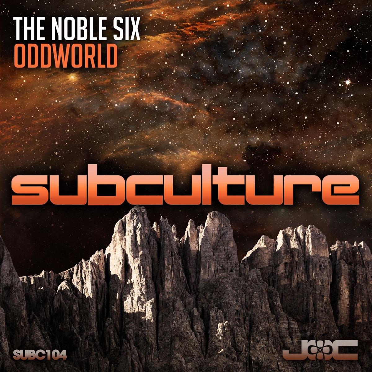 The Noble Six - Train Of Thought [free download]