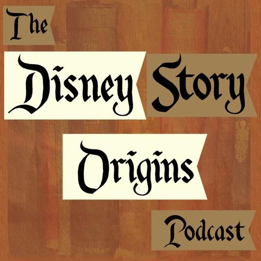 Cover image of The Disney Story Origins Podcast