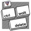Ctrl-Walt-Delete artwork