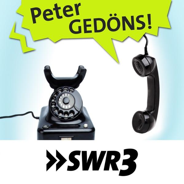 SWR3 Peter Gedöns