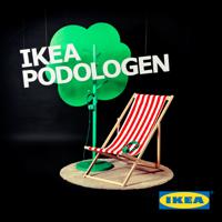 Podcast cover art for IKEA Podologen