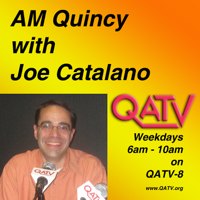 AM Quincy on QATV podcast