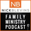 Nick Blevins Family Ministry Podcast: Children | Youth | Students | NextGen artwork