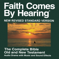 NRS Bible - New Revised Standard Version podcast