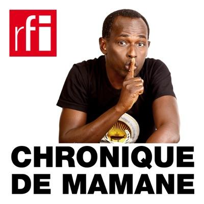 Chronique de Mamane:RFI