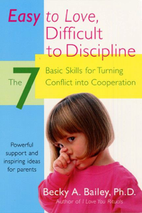 Easy To Love, Difficult To Discipline Book Cover