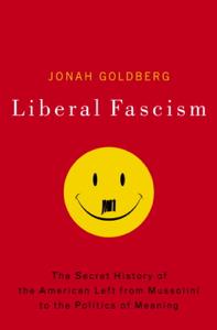 Liberal Fascism Book Cover