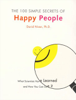 The 100 Simple Secrets of Happy People - David Niven, PhD