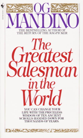 The Greatest Salesman in the World book