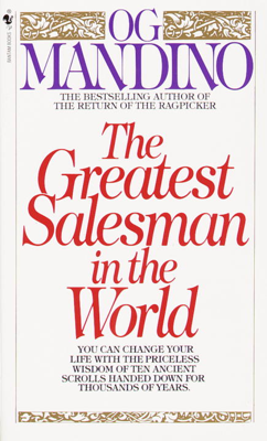 The Greatest Salesman in the World - Og Mandino book