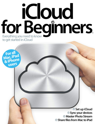 iCloud for Beginners - Imagine Publishing book