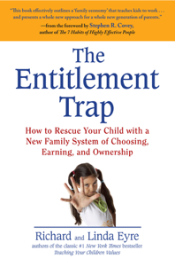 The Entitlement Trap Copertina del libro