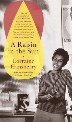 A Raisin in the Sun - Lorraine Hansberry book