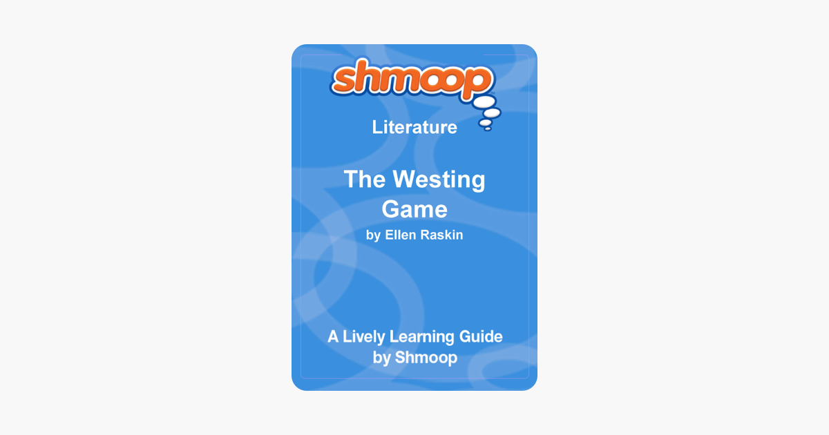 Download e-book The Westing Game: Shmoop Study Guide