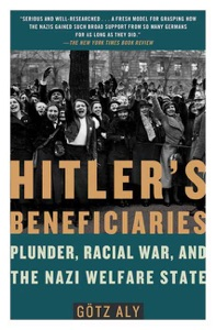 Hitler's Beneficiaries Book Cover
