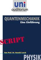 Harald Lesch - Quantenmechanik artwork