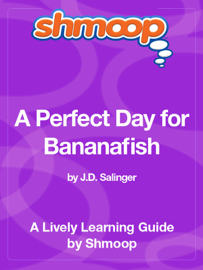 A Perfect Day for Bananafish book