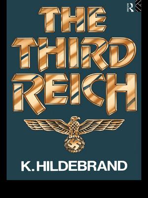 The Third Reich - Klaus Hildebrand book