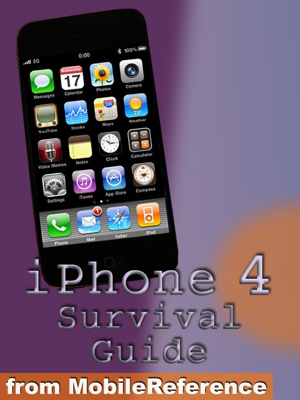 iPhone 4 Survival Guide - Toly K book