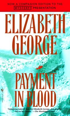Payment in Blood - Elizabeth George book