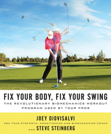 Fix Your Body, Fix Your Swing book
