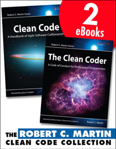Robert C. Martin Clean Code Collection, The Cover Book