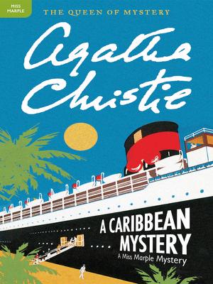 A Caribbean Mystery - Agatha Christie book