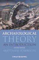 Matthew Johnson - Archaeological Theory artwork