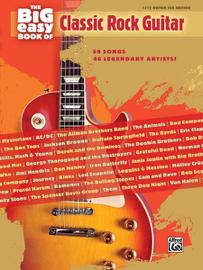 The Big Easy Book of Classic Rock Guitar (Easy Guitar TAB Sheet Music)