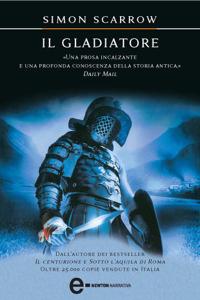 Il gladiatore Libro Cover