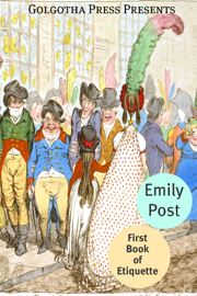 The First Book of Etiquette book