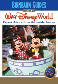 Birnbaum's Walt Disney World 2012 book
