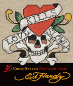 Love Kills Slowly Cross-Stitch
