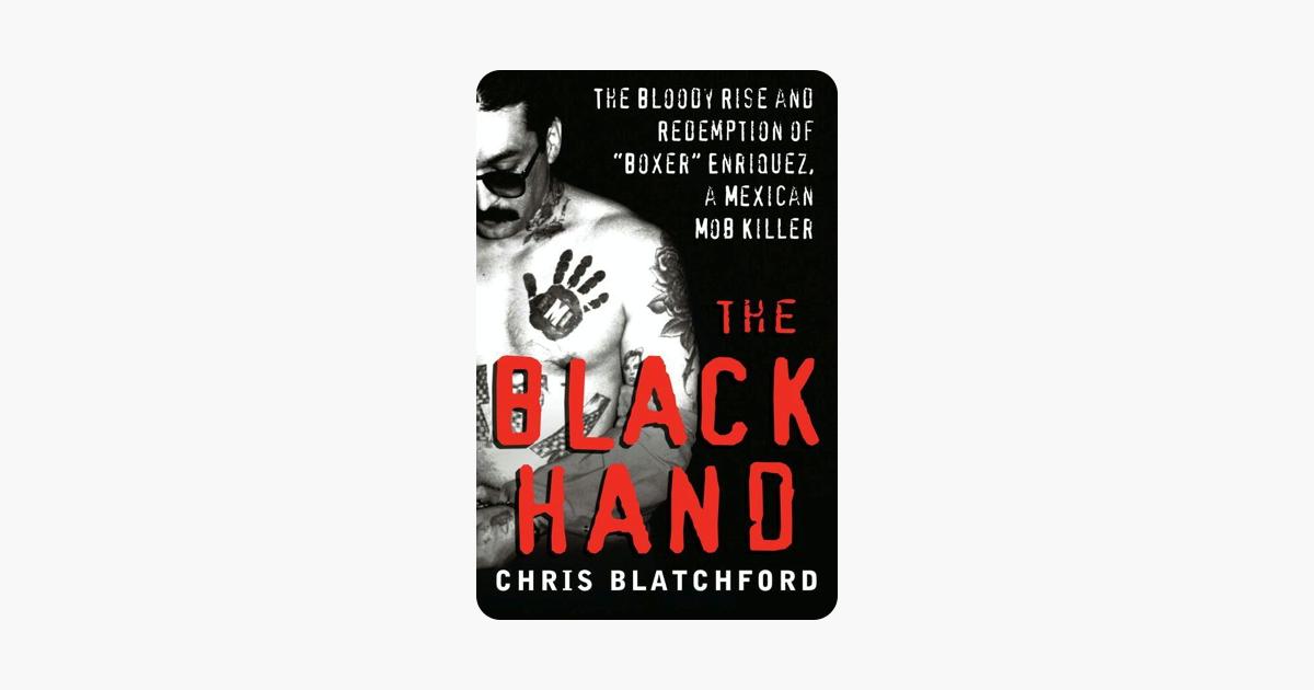 The Black Hand - Chris Blatchford