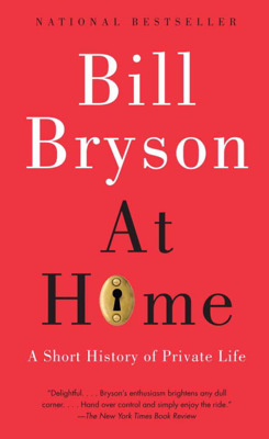 At Home - Bill Bryson book