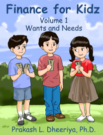 Wants and Needs book
