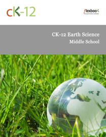 CK-12 Earth Science For Middle School book