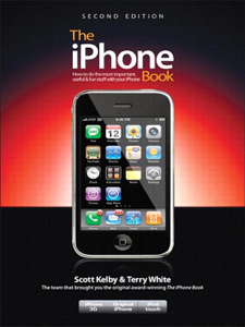 The iPhone Book (Covers iPhone 3G, Original iPhone, and iPod Touch), 2/e Copertina del libro