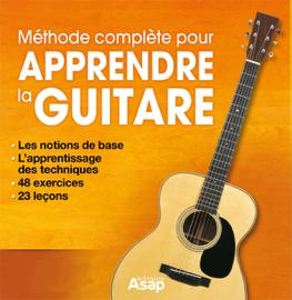 Méthode complète pour apprendre la guitare