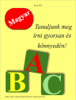 GГЎbor Levente Lizik, LГ©da Barta & Katalin Varga - The Hungarian ABC, A Magyar ABC artwork