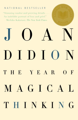The Year of Magical Thinking - Joan Didion book
