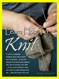 Learn How to Knit book