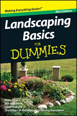 Landscaping Basics For Dummies, Mini Edition