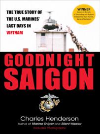 Goodnight Saigon book